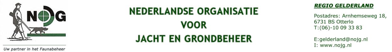 kopje brief standaard NOJG REGIO gelderland