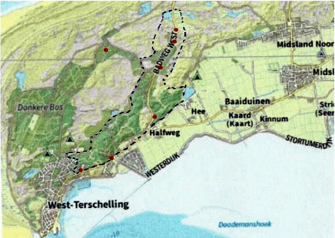 Reewild Hotspots Terschelling
